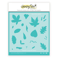 Honey Bee Stamps - Stencils - Hello Fall