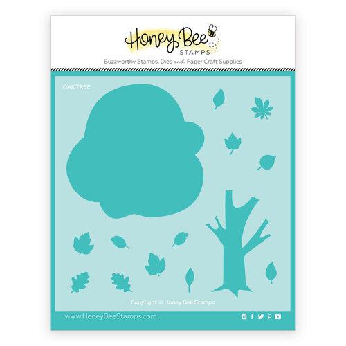 Honey Bee Stamps - Stencils - Oak Tree