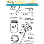 Honey Bee Stamps - Clear Acrylic Stamps - Not Too Shabby