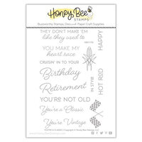 Honey Bee Stamps - Clear Acrylic Stamps - You're A Classic