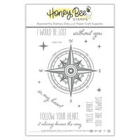Honey Bee Stamps - Clear Photopolymer Stamps - Lost Without You
