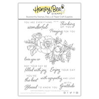 Honey Bee Stamps - Christmas - Clear Photopolymer Stamps - Everything Wonderful