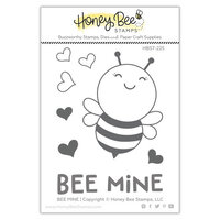 Honey Bee Stamps - Clear Photopolymer Stamps - Bee Mine