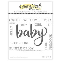 Honey Bee Stamps - Clear Photopolymer Stamps - Baby