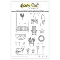 Honey Bee Stamps - Clear Photopolymer Stamps - Farmhouse Add On
