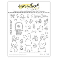 Honey Bee Stamps - Clear Photopolymer Stamps - Easter Buddies