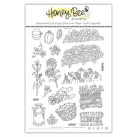Honey Bee Stamps - Autumn Splendor Collection - Clear Photopolymer Stamps - Loads Of Fall