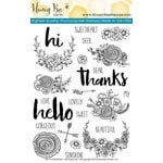 Honey Bee Stamps - Clear Acrylic Stamps - Hello Gorgeous
