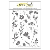 Honey Bee Stamps - Autumn Splendor Collection - Clear Photopolymer Stamps - Bold Botanicals