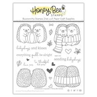 Honey Bee Stamps - Autumn Splendor Collection - Clear Photopolymer Stamps - Hedgehugs