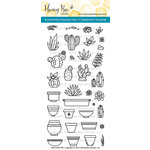 Honey Bee Stamps - Clear Acrylic Stamps - Stick With Me
