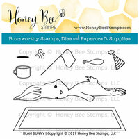 Honey Bee Stamps - Clear Photopolymer Stamps - Blah Bunny