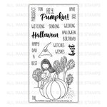 Honey Bee Stamps - Clear Acrylic Stamps - Hey, Pumpkin