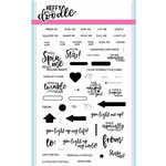 Heffy Doodle - Clear Acrylic Stamps - Interactively Yours