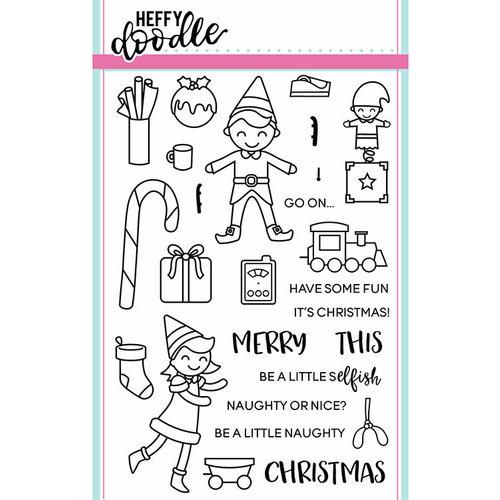 Heffy Doodle - Elfish Antics