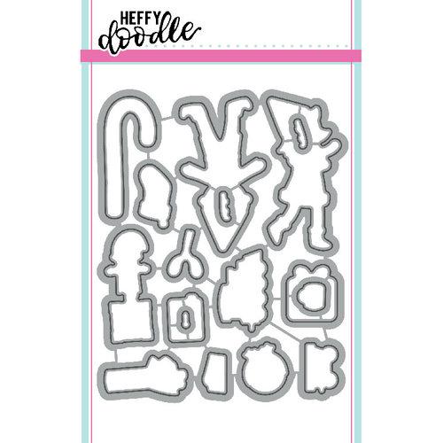 Heffy Doodle - Cutting Dies - Elfish Antics