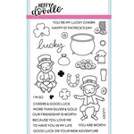 Heffy Doodle - Clear Acrylic Stamps - Lucky Friends