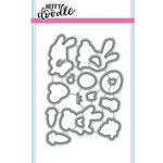 Heffy Doodle - Cutting Dies - Honey Bunny Boo