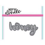 Heffy Doodle - Heffy Cuts - Dies - Honey
