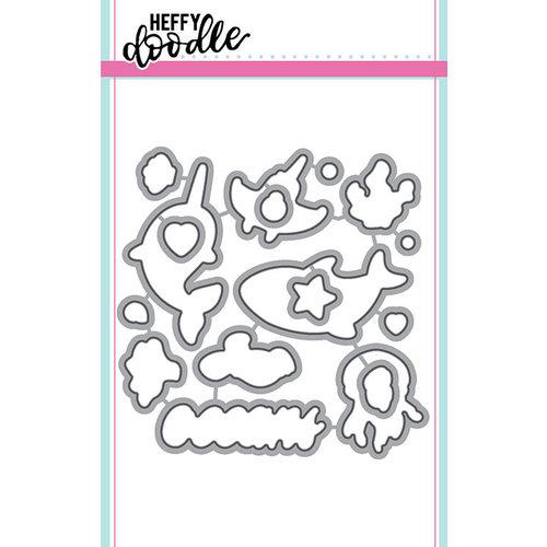 Heffy Doodle - Cutting Dies - Oceans of Love