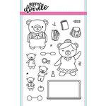 Heffy Doodle - Clear Acrylic Stamps - Teacher's Pet