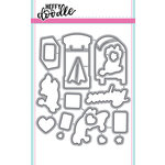 Heffy Doodle - Cutting Dies - Yappy Happy Mail