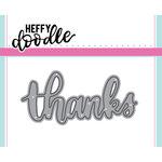 Heffy Doodle - Heffy Cuts - Dies - Thanks