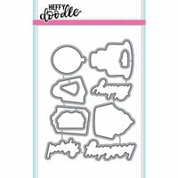 Heffy Doodle - Cutting Dies - Party Palooza