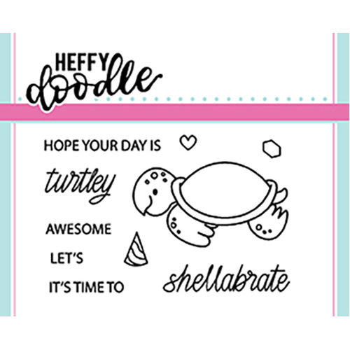 Heffy Doodle - Shellabrate Exclusive Stamp set