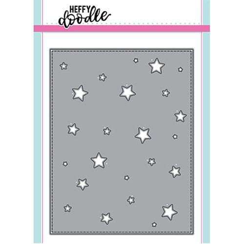 Heffy Doodle - Stargazer Backdrop Die