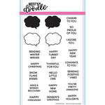Heffy Doodle - Clear Acrylic Stamps - Whatcha Saying Now