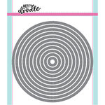 Heffy Doodle - Cutting Dies - Stitched Circles
