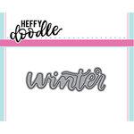 Heffy Doodle - Heffy Cuts - Dies - Winter