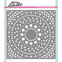 Heffy Doodle - Stencil - Ring A Rosies