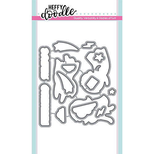 Heffy Doodle - Cutting Dies - Superdudes