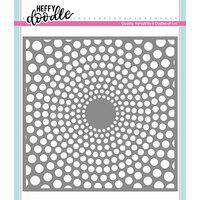 Heffy Doodle - Stencil - Circles of Life