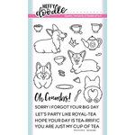 Heffy Doodle - Clear Acrylic Stamps - Oh Crumbs