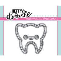 Heffy Doodle - Cutting Dies - Tooth Plush