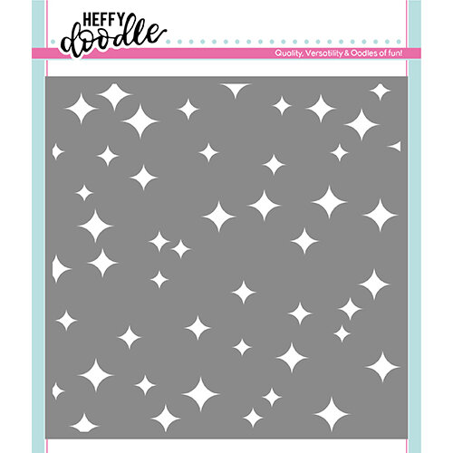 Heffy Doodle - Stencil - Twinkle Twinkle