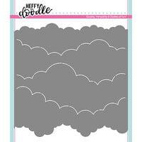 Heffy Doodle - Stencil - Cloudy Skies