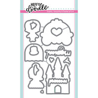 Heffy Doodle - Cutting Dies - Happily Ever Crafter