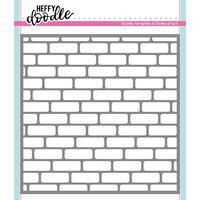 Heffy Doodle - Stencil - Brick By Brick
