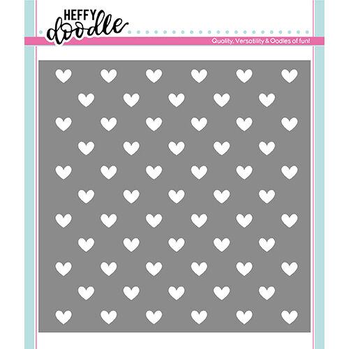 Heffy Doodle - Stencil - Steady Heart