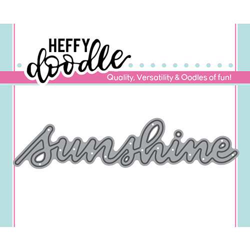 Heffy Doodle - Heffy Cuts - Sunshine