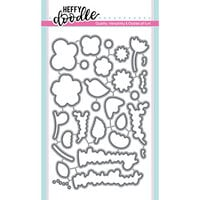 Heffy Doodle - Cutting Dies - Blooming Marvelous