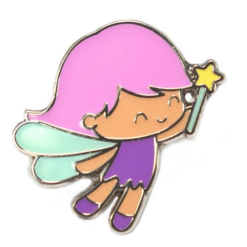 Heffy Doodle - Enamel Pin - Fairy