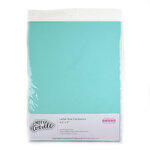 Heffy Doodle - 8.5 x 11 Cardstock - Simply Teal-icious - 10 Pack