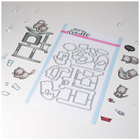Heffy Doodle - Cutting Dies - Purrfect Day