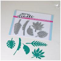 Heffy Doodle - Cutting Dies - Amazonian Leaves