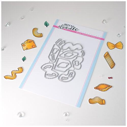 Heffy Doodle - Cutting Dies - Pasta La Vista